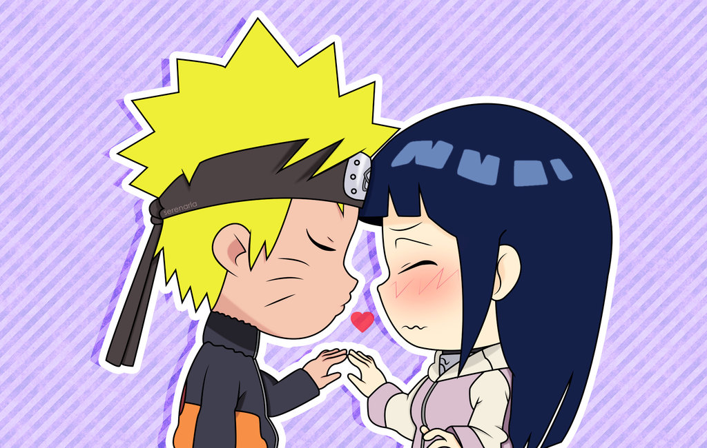 Naruto dating hinata igre